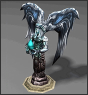 [Guardian Statue]