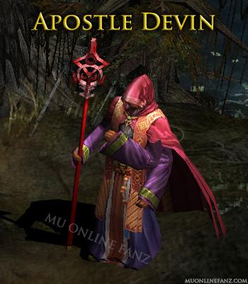 NPC [Apostle Devin]