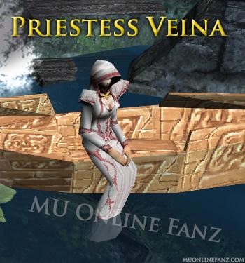 NPC [Priestess Veina]