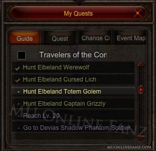 [Quest Guide] Menu