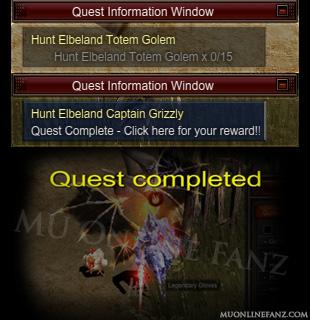 [Quest Information Window]