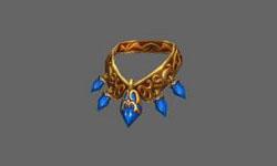 [Battle Lapis Lazuli Necklace]