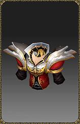 Bloodangel Rune Mage Armor