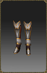 Bloodangel Rune Mage Boots