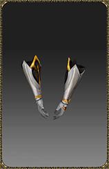 Bloodangel Rune Mage Gloves