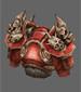 Crimson Skull Armor