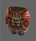 Crimson Skull Pants