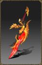 Divine Short Sword of Archangel