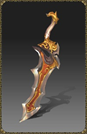 Excellent Bloodangel Short Sword