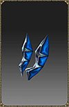 Excellent Blue Eye Knight Helm