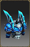 [Excellent Blue Eye Magic Armor (WIZ)]
