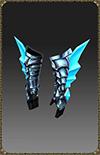 [Excellent Blue Eye Magic Gloves (WIZ)]