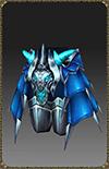 [Excellent Blue Eye Magic Pants (ATK)]