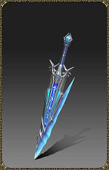 [Excellent Blue Eye Magic Sword]