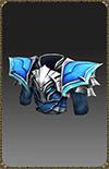 [Excellent Blue Eye Wizard Armor]
