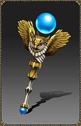 Excellent Holyangel Rune Mace