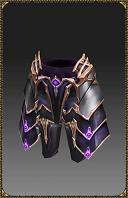 [Excellent Silver Heart Lancer Pants]