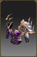 Excellent Silver Heart Slayer Armor