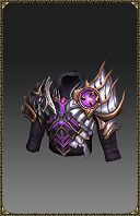 [Excellent Silver Heart Wizard Armor]