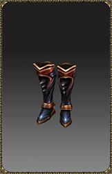 [Excellent Soul Magic Boots (WIZ)]