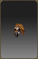 Rune Sphinx Helm