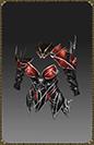 Vesper Night Wing Armor