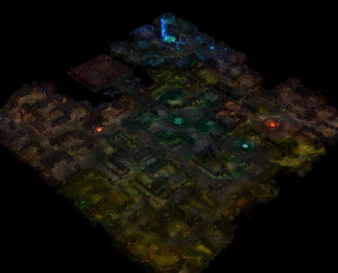 Ferea map