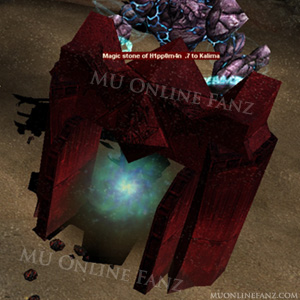 [Magic Stone Gate]