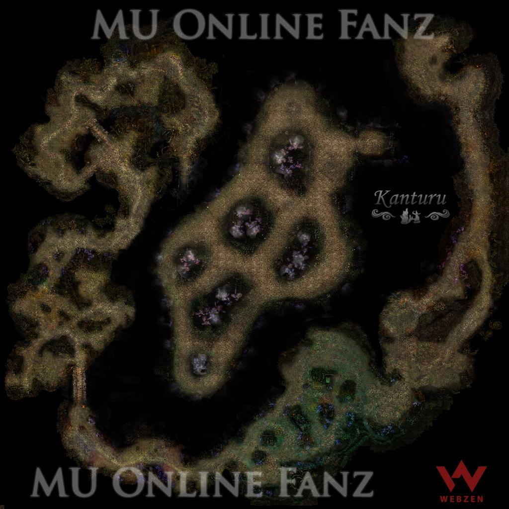 [Kanturu Ruins] map