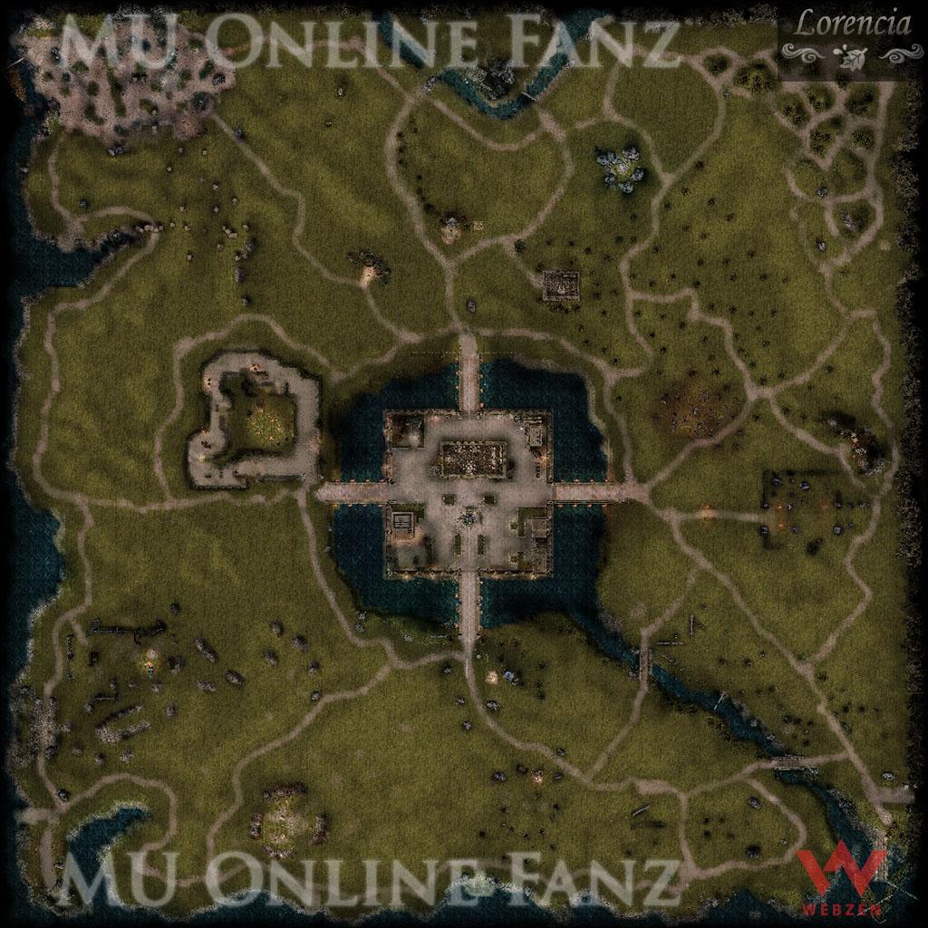 [Lorencia] map