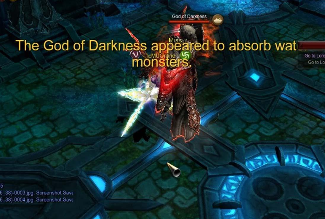 Swamp of Darkness