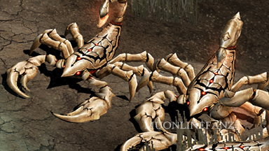 Bone Scorpion