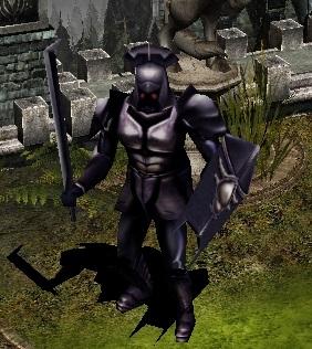 Destructive Ogre Soldier