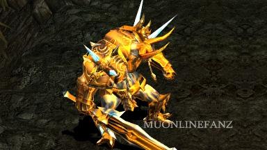 Golden Satyros