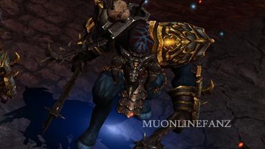 Uruk Elemental Knight