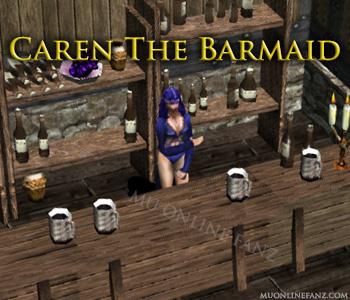 Caren The Barmaid