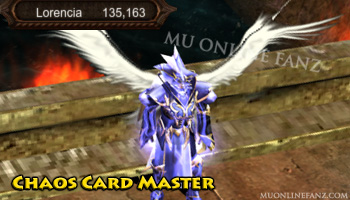 Chaos Casrd Master