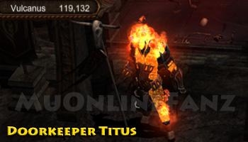[Doorkeeper Titus]