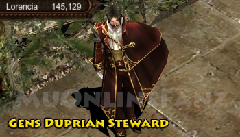 NPC Duprian Steward