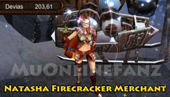 Natasha Firecracker Merchant