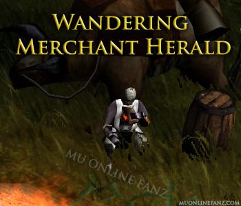 [Wandering Merchant Herald]