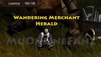 Wandering Merchant Herald