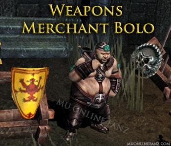 [Weapons Merchant Bolo]