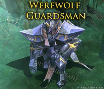 Werewolf Guardsman