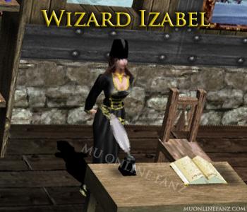 [Wizard Izabel]